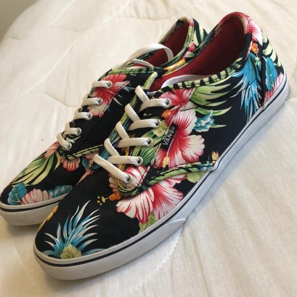 vans tropical